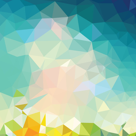 Retro pattern of geometric shapes backgrounds
