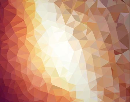sapphire triangle pattern wallpaper background Illustration