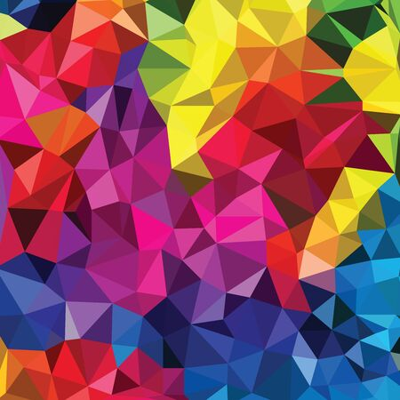 new abstract wallpaper with geometric structure