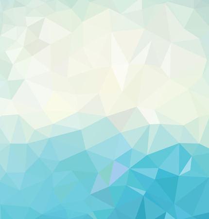 banner background: Colorful geometric background
