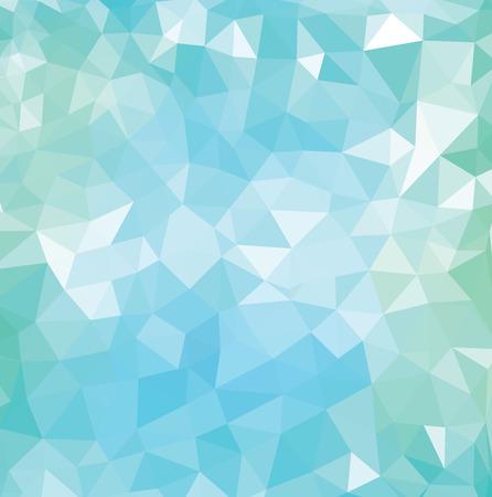 digital art: pattern, triangles background, polygonal design