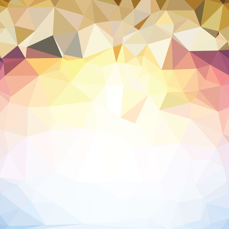 Abstract vector geometry background