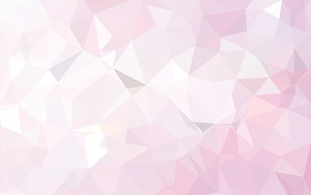 추상적 인 기하학적 배경입니다. 다각형 벡터