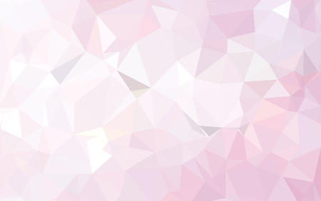 abstract geometric backgrounds. Polygonal vector Illustration