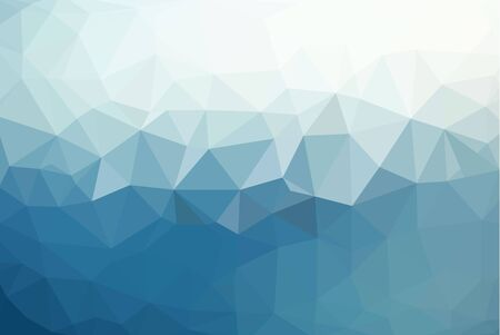 consisting: abstract background consisting of triangles . Polygonal vector