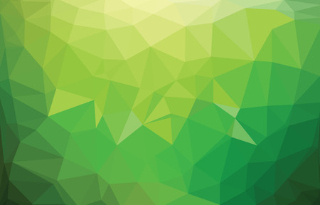 reggae: Abstract background of triangles warm texture Illustration