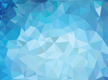 Retro pattern de formes géométriques. bannière mosaïque colorée. . Clipart
