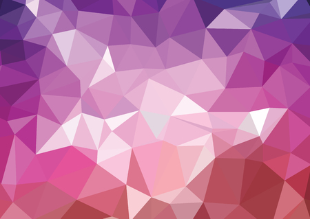 canlı renkli: Canlı renk, düşük poli mozaik arka plan