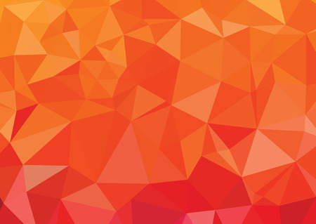 vibrant: Abstract 3D Polygonal Vibrant mosaic background
