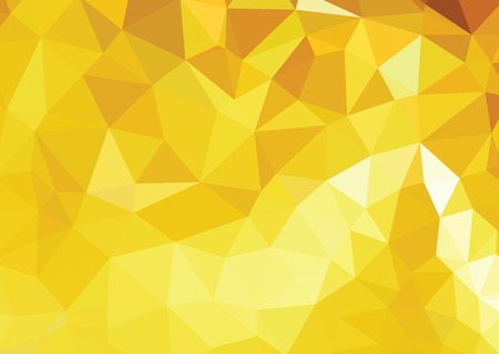 abstract  crystal background  polygons, Illustration