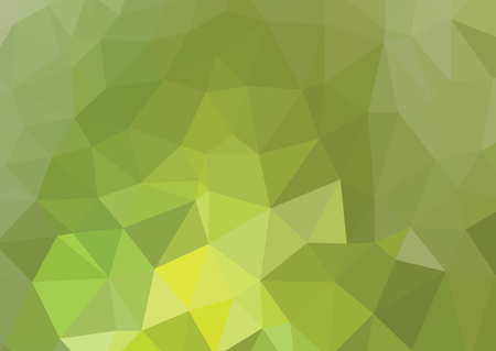 Abstract triangle art - eps10 Illustration