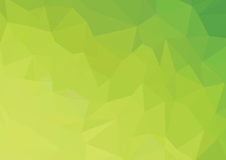 composed: Abstract geometric pattern composed of triangular polygons