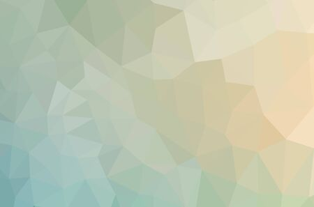 backdrop design: abstract background  low poly  triangles and space for your text Illustration