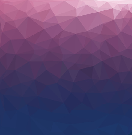 design abstract: trendy light purple geometric background Illustration