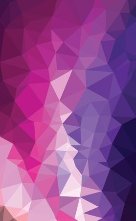 rumpled: Abstract rumpled triangular background. Low poly
