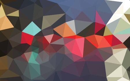 shiny background: triangle Abstract shiny background