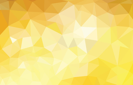 Multicolor abstract rumpled triangular background, low poly Ilustrace