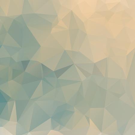 polygonal Dreiecks modernen Design-Hintergrund Vektorgrafik