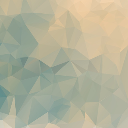 retro design: polygonal triangular modern design background
