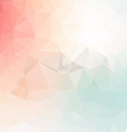 abstract wallpaper: Abstract  colorful Triangle Geometrical Illustration Modern Design mosaic