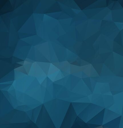 blue background texture: polygonal triangular modern design background