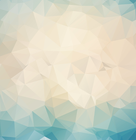 polygonal triangular modern design background