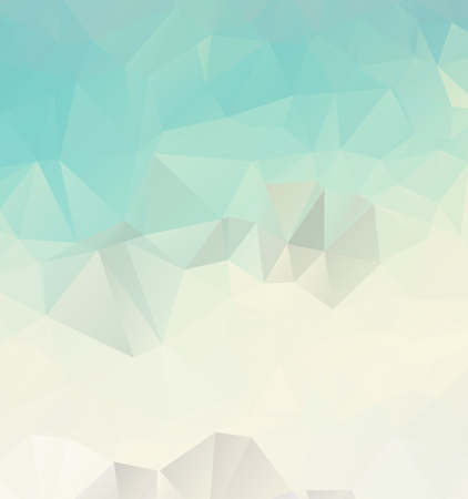 Abstract multicolor background. Vector polygonal design illustration graphic