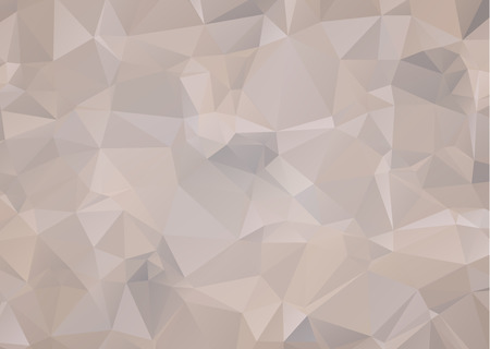 diamond shaped: White background polygonal design Light Color white illustration Triangular which consist fo Geometric