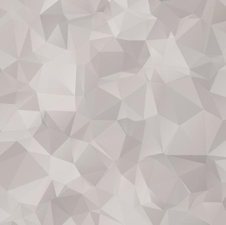 diamond shaped: Abstract polygonal or Light white background illustration. Illustration