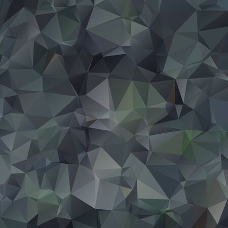 Low polygon Triangle Dark Pattern Background style Design mosaic