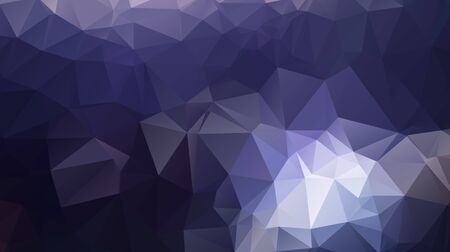 Multicolor dark color seamless which consist of triangles. Geometric background