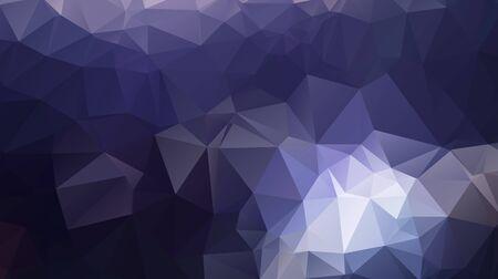 Senza giunte di colore scuro multicolore che consiste di triangoli. Sfondo geometrico Archivio Fotografico - 67387812