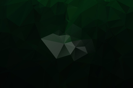consist: Dark gray polygonal illustration, which consist of triangles. Geometric background