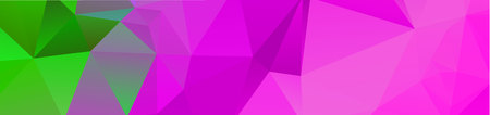 background design Geometric background in Origami style and abstract mosaic with gradient fill Color . rectangle Illustration