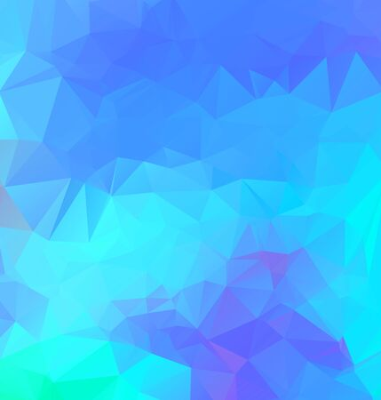 Abstract multicolor purple and blue background. Vector polygonal design illustration 向量圖像