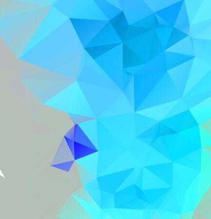 Abstract multicolor full Color rainbow background. Vector polygonal design illustration Иллюстрация
