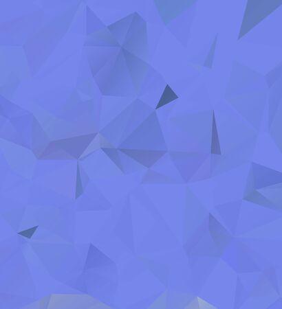 Abstract multicolor purple and blue background. Vector polygonal design illustration Иллюстрация