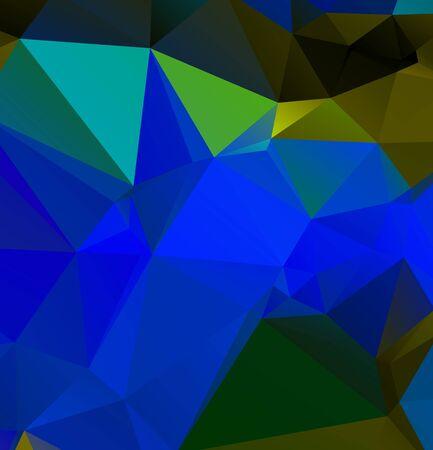 Abstract multicolor full Color rainbow background. Vector polygonal design illustrator