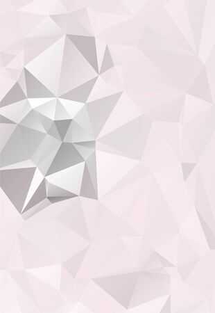 Abstract Geometric backgrounds full Color Vector Illustration