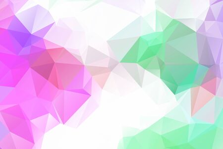 Abstract Geometric backgrounds full Color 矢量图像