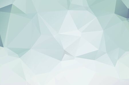 Abstract lowpoly vector background. Template for style design