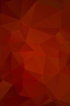 Abstract red geometric background for design Vettoriali