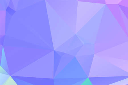 Abstract triangulation geometric blue background ,application and web origami style