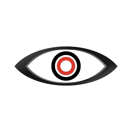 cornea: Eye symbol