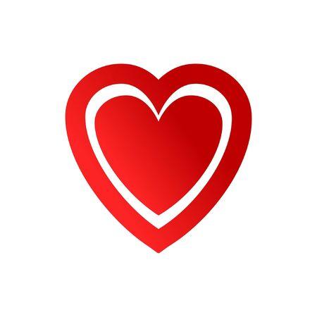 graphic: Heart graphic Illustration