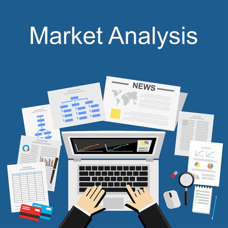 marktforschung: Wohnung, Design, Illustration Konzept f�r die Marktanalyse, Businessplan, Investitionen, Marketing. Reporting, Management, Marktforschung.