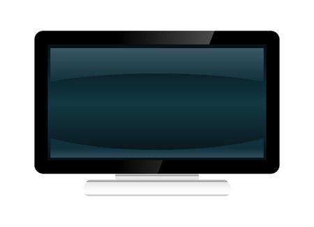 monitor screen: Monitor screen illustration.