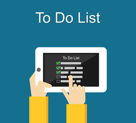 to do list: To do list mobile application.
