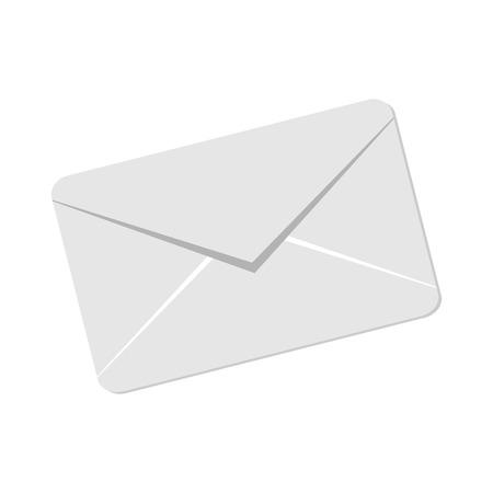 envelope icon: Envelope icon. Illustration