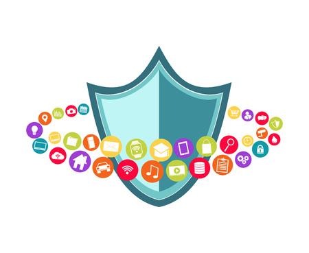 Protezione dati. La sicurezza dei dati. Antivirus.